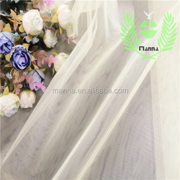 China supplier indian market shaoxing polyester fabric tulle textile