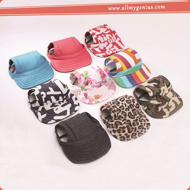 large dog baseball cap ,kyC74 elastic back baseball cap