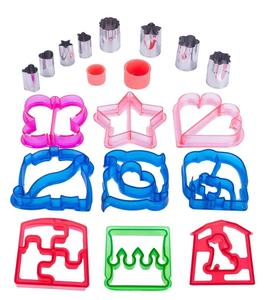 Sandwich Cutters for Kids Bento Lunch Box accessories