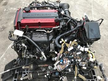 Used Jdm Turbo Engine Motor Transmission 6mt Lancer Evolution 9 Evo 9 Ct9a  4g63 Mivec - Buy Lancer,Evo,Jdm Engines Product on Alibaba com