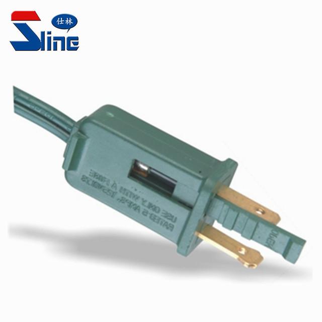 polarized power cord nema 1 15p plug-Source quality polarized power ...