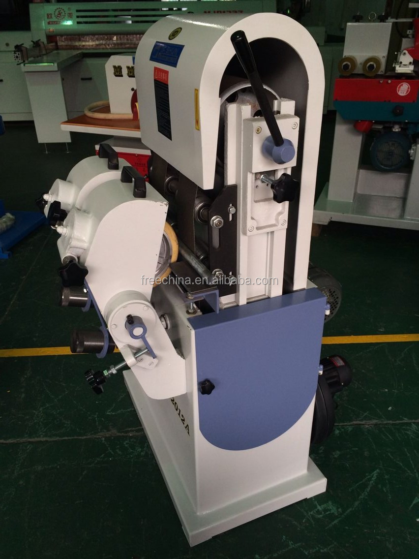 China Best quality wood sanding machine/Wood Round Rod Polishing Machine
