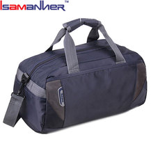Quanzhou best duffle bag manufacturers, durable men luggage sky travel bag