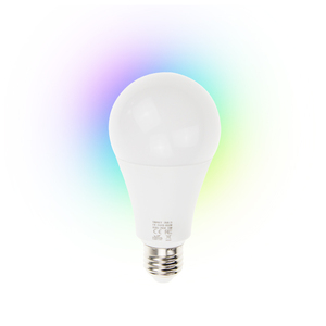 WiFi bulb RGBW works with Amazon Alexa Home automation Wireless E27 5W wifi RGB LED smart bulb