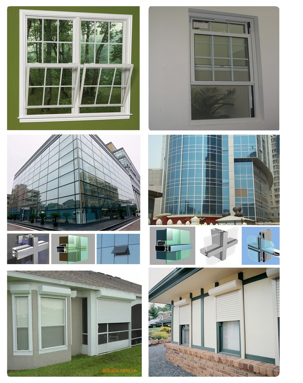 China Supplier Of Construction Building Material Of Aluminium ...