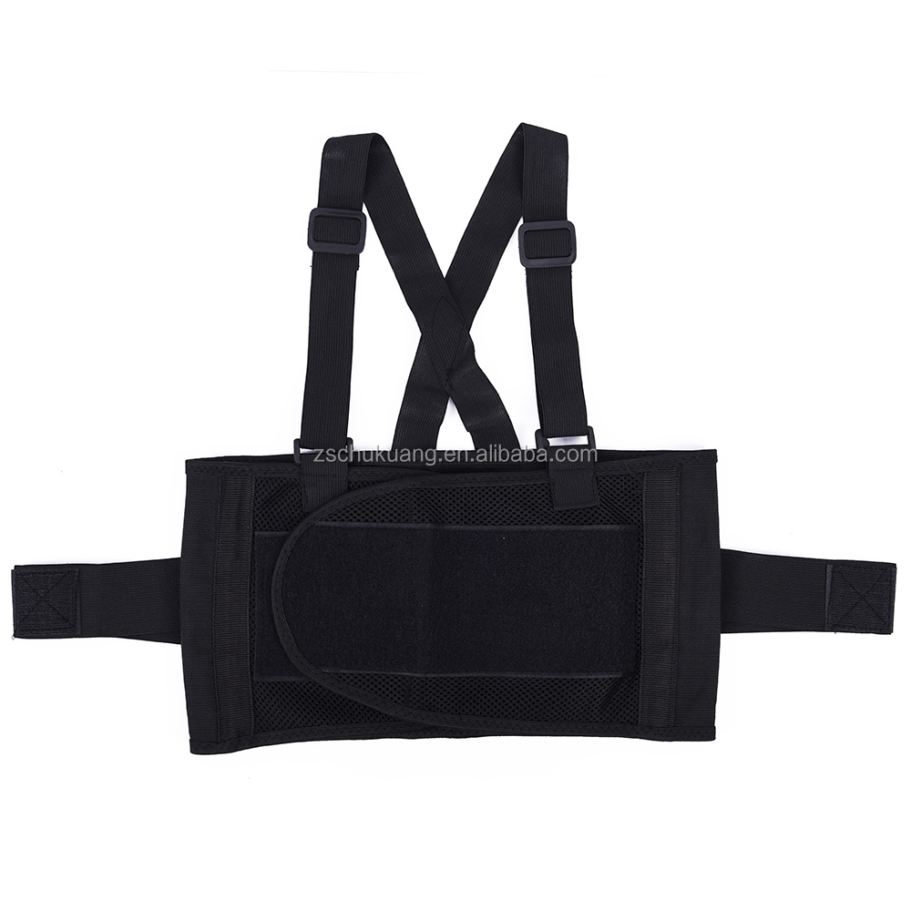 Lower Back Waist Brace Lumbar Support Belt for Body Shaper