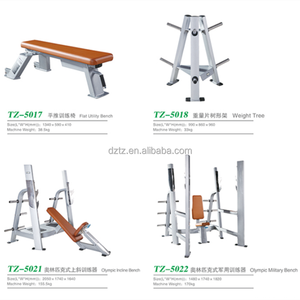 Hot selling gym equipment military bench TZ-5022 (fitness equipment)