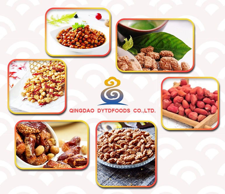 fish snack products made from peanuts