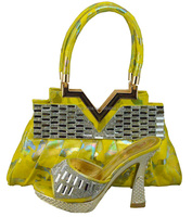 2014 new italian party shoes and bags/bruno giordano italian shoe and bag set (TSH181)