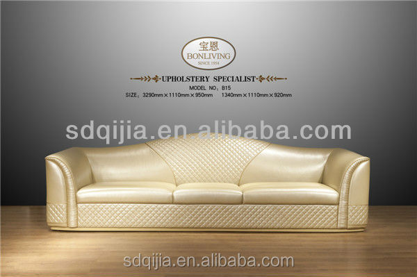 Luxury Modern Sofa Designed By Italian Famous Designer