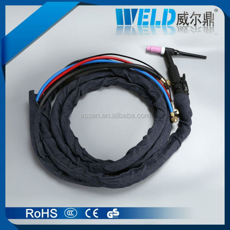 tig welding torch trafimet wp18, tig welding parts, stainless steel cutting&welding torch exporter