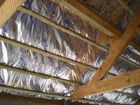Metal Building Insulation Radiant Heat Barrier