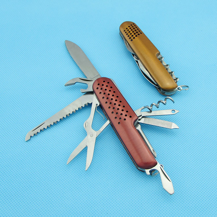 Good Quality Survival Folding Camping Multifunction Mini Pocket Knife