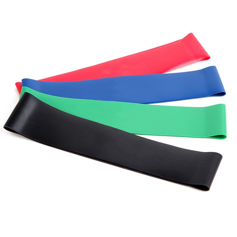Anti-Tear resistance bands elastic home gym workout fitness with low price