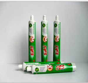 Cheap price aluminum and plastic tube,toothpaste tube aluminum foil sealing,Laminated tube