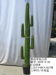 artificial cactus plant for indoor and outdoor decoration