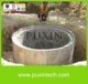 PUXIN sewage treatment uasb anaerobic digester reactor for biogas