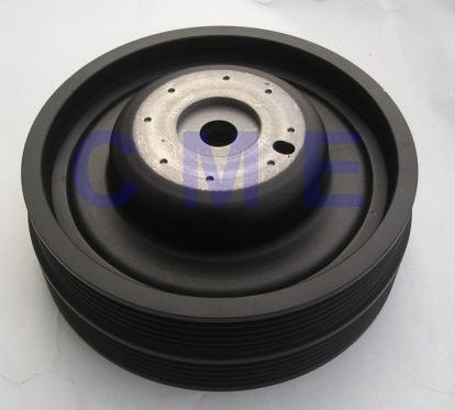 Damper pulley (Harmonic balancer or crankshaft pulley) for MITSUBISHI LANCER/MIRAGE CK