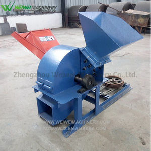 Multifunctional wood chipper mulcher machine weiwei machinery