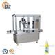 Childproof Cap Bottle Filling Machine For Liquid Capper