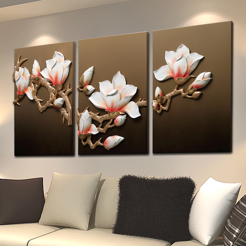 3d wall frame mural painting painting decoration painting by numbers kits b - Decoration mural design ...