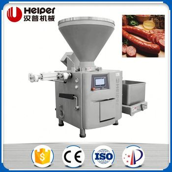 Best-Selling Good Performance Automatic Meat Sausage Filling Machine