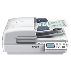 "Epson Corporation - Epson Workforce Ds-6500 Flatbed Scanner - 1200 Dpi Optical - 48-Bit Color - 16-Bit Grayscale - Usb ""Product Category: Scanning Devices/Scanners"""
