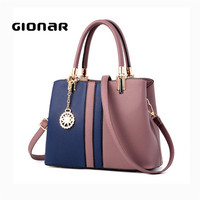 Good Quality Fashion PU Leather Women Handbag Italian Import Products