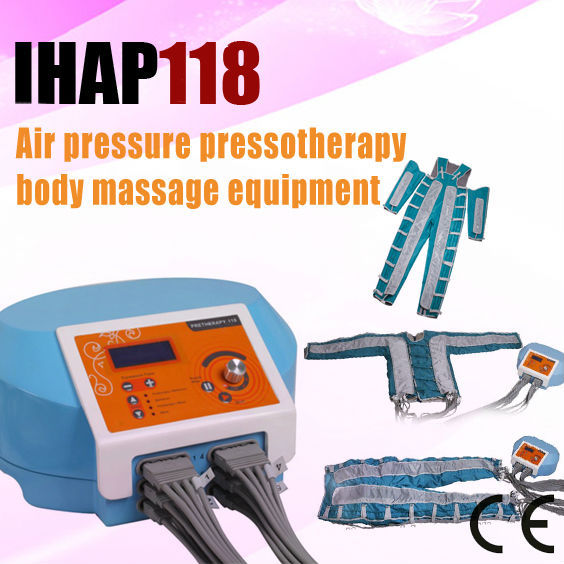 Ihap118 Muscle Massage Air Pressure Pressotherapy Machine With ...