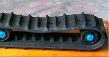 manufacture snowmobile track parts 220*60