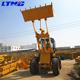 2.5ton mini front end loader zl928 wheel loader with 1.3 cbm bucket