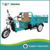 ECO friendly DC brushless motor electric tricycle for cargo carrier