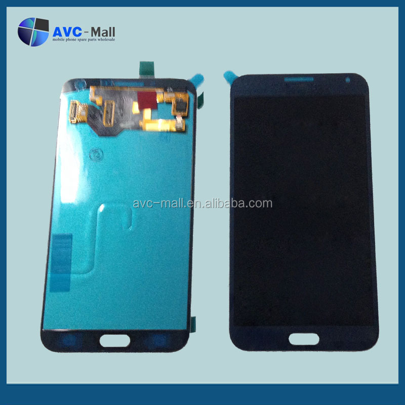 hot selling for Samsung Galaxy E7 E7000 LCD and digitizer assembly black
