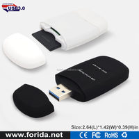High quality USB Card reader for SD/MMC/RS-MMC card