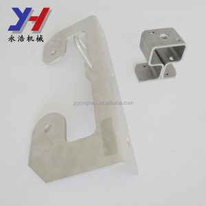 OEM ODM factory manufacture SGS ISO ROHS punched part high water pressure resistance ocean oil pump bracket as your drawing