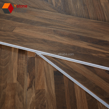 4mm 8mm Uv Coating Treatment Wood Look