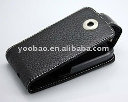 Genuine Leather Case For Samsung i8000