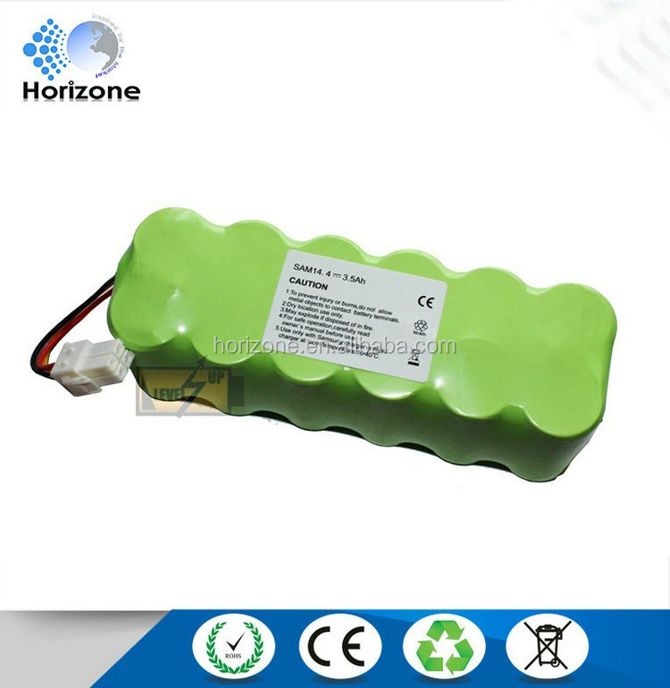 7.2v-14.4V 3500-4500mAh NI-MH/li-ion battery batteries for Neato