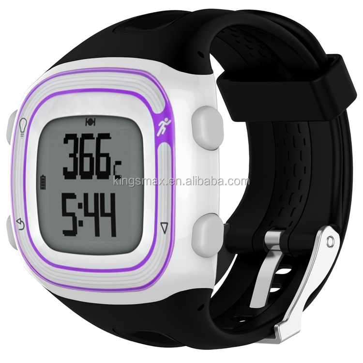 Garmin Forerunner 10 >> Factory Price Replacement Watch Band Strap For Garmin Forerunner 10 15 For Men Women Gps Running Watch Buy Strap For Garmin Forerunner 10 15 Watch