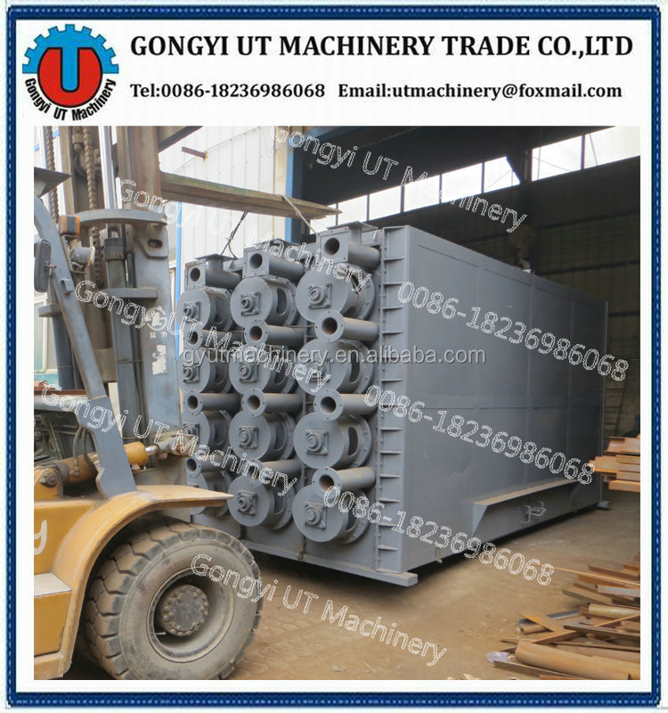 Coconut Shell Charcoal/square Activated Carbon Machine/ Kiln