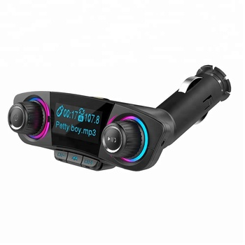 Multifunction Best Wireless FM Transmitter for Car USB MP3 Music Player with USB Port