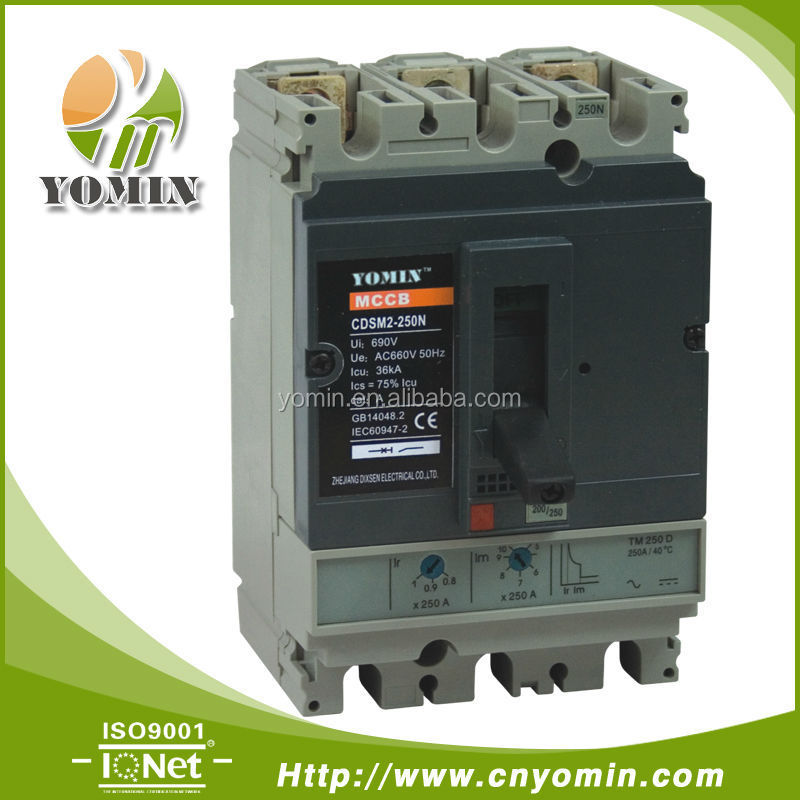 Manufacturer 160A 4-POLE MCCB ,Molded Case Circuir Breaker Best Price Electrical Supplies