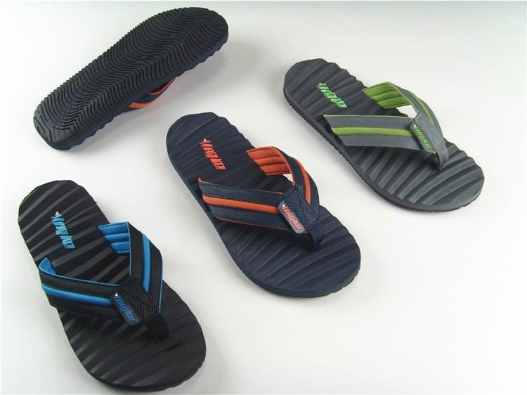 Fashion wholesales 2017 slipper shoes summer eva flip flops beach sandals
