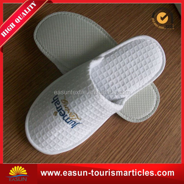 db14dc822b6 nonwoven disposable slippers printing towel airline slippers pedicure  disposable slippers