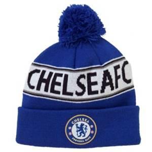 55dd3796b6e Get Quotations · Chelsea FC Bobble Ski Hat