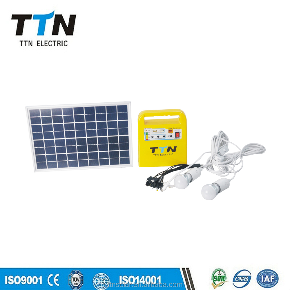 20w Solar Home Lighting System Kit Wholesale, System Kit Suppliers ...
