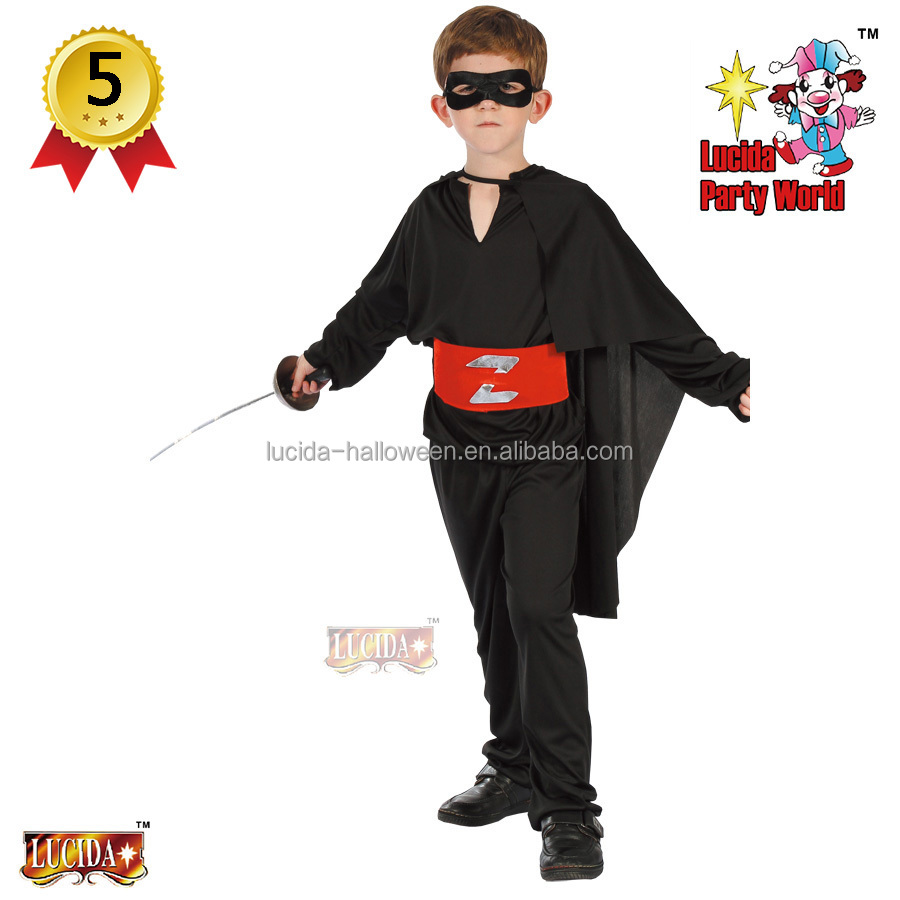 lucida china factory hot selling kids bandit costumes - buy costumes