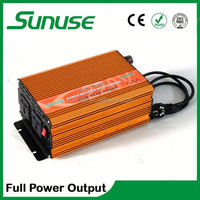 China best sale inverter with battery charger 24dc 120ac 2kva UPS car inverter
