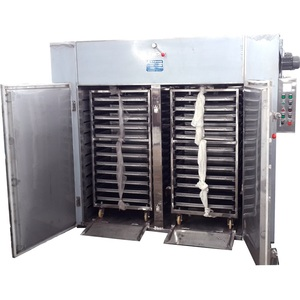 Commercial Fruit Processing Hot Air Chili Figs Drying Machine