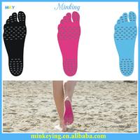 New Design Best Stick-on Soles Nakefit, Wholesale Price Sticker Shoes,Sticky Pads